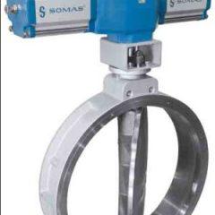 Somas – Triple Offset Rotary Process valve