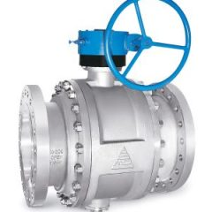 Modentic Trunnion Mounted Ball Valves
