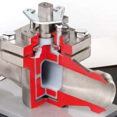 Tapered Plug Valve – Desalination