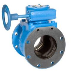 Pratt 2 way Ballcentric Plug Valves